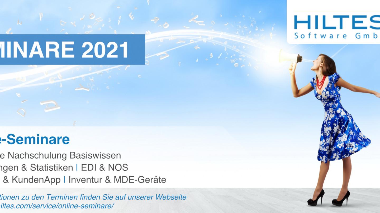 HILTES Seminare 2021